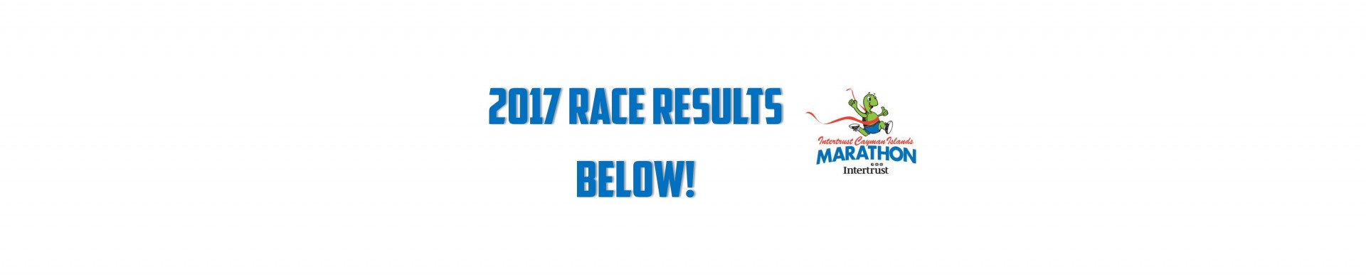 Race Results 2017